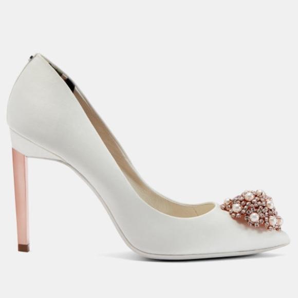 cb0ed09307 Ted Baker London Shoes | Peetch 2 Ted Baker Pumps | Poshmark